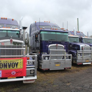 Graham Brown Illawarra Convoy 2013