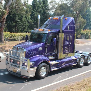 Graham Brown Local Convoy 2013